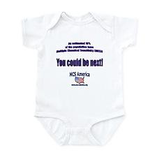 MCS America - You Could Be Ne Infant Bodysuit