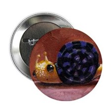 "Mr. Snail 2.25"" Button"