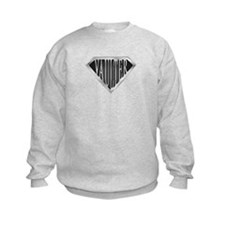SuperVaulter(metal) Sweatshirt