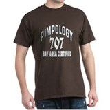 PIMPOLOGY-- 707--BAY AREA T-Shirt