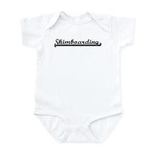 Skimboarding (sporty) Infant Bodysuit