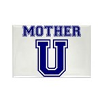 Mother U Rectangle Magnet (100 pack)