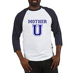 Mother U Baseball Jersey