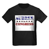 AUBREE for congress T