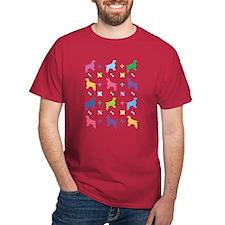 English Springer Spaniel Designer T-Shirt