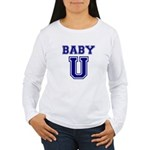 Baby U Women's Long Sleeve T-Shirt