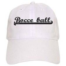 Bocce ball (sporty) Cap
