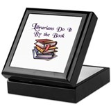 """Do It By the Book"" Keepsake Box"