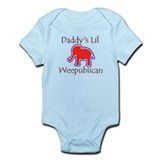 Cute Anti liberalism Infant Bodysuit