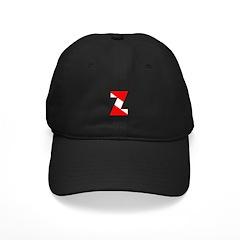 http://i1.cpcache.com/product/189254362/scuba_flag_letter_z_baseball_hat.jpg?height=240&width=240