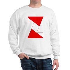 http://i1.cpcache.com/product/189254402/scuba_flag_letter_z_sweatshirt.jpg?color=White&height=240&width=240