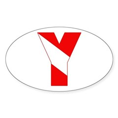 http://i1.cpcache.com/product/189257460/scuba_flag_letter_y_oval_decal.jpg?color=White&height=240&width=240
