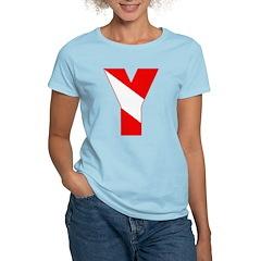 http://i1.cpcache.com/product/189257480/scuba_flag_letter_y_tshirt.jpg?color=LightBlue&height=240&width=240