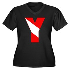 http://i1.cpcache.com/product/189257516/scuba_flag_letter_y_womens_plus_size_vneck_dark.jpg?color=Black&height=240&width=240