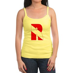 http://i1.cpcache.com/product/189266572/scuba_flag_letter_r_jrspaghetti_strap.jpg?color=White&height=240&width=240