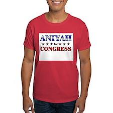 ANIYAH for congress T-Shirt