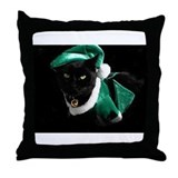 Cute Stocks Throw Pillow