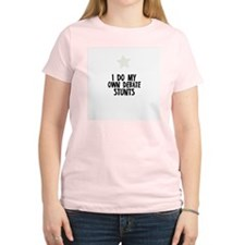I Do My Own Debate Stunts T-Shirt