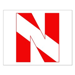 http://i1.cpcache.com/product/189272098/scuba_flag_letter_n_posters.jpg?height=240&width=240