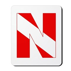 http://i1.cpcache.com/product/189272110/scuba_flag_letter_n_mousepad.jpg?height=240&width=240