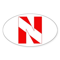 http://i1.cpcache.com/product/189272116/scuba_flag_letter_n_oval_decal.jpg?color=White&height=240&width=240