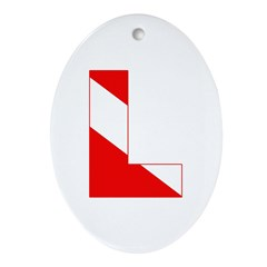 http://i1.cpcache.com/product/189274616/scuba_flag_letter_l_oval_ornament.jpg?height=240&width=240