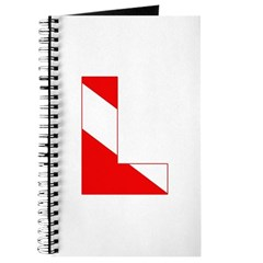 http://i1.cpcache.com/product/189274624/scuba_flag_letter_l_journal.jpg?height=240&width=240