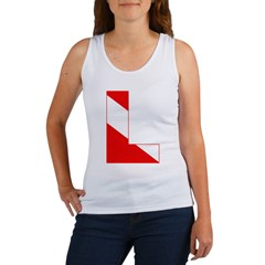 http://i1.cpcache.com/product/189274688/scuba_flag_letter_l_womens_tank_top.jpg?height=240&width=240