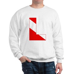 http://i1.cpcache.com/product/189274718/scuba_flag_letter_l_sweatshirt.jpg?color=White&height=240&width=240