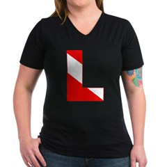 http://i1.cpcache.com/product/189274726/scuba_flag_letter_l_shirt.jpg?color=Black&height=240&width=240