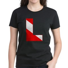 http://i1.cpcache.com/product/189274736/scuba_flag_letter_l_tee.jpg?color=Black&height=240&width=240