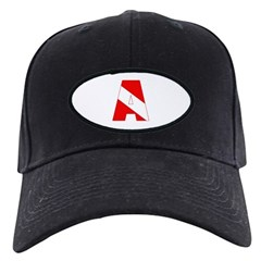 http://i1.cpcache.com/product/189285232/scuba_flag_letter_a_baseball_hat.jpg?height=240&width=240