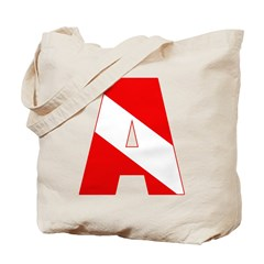 http://i1.cpcache.com/product/189285264/scuba_flag_letter_a_tote_bag.jpg?height=240&width=240