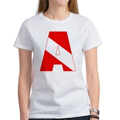 http://i1.cpcache.com/product/189285294/scuba_flag_letter_a_tee.jpg?color=White&height=240&width=240