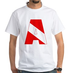 http://i1.cpcache.com/product/189285300/scuba_flag_letter_a_shirt.jpg?color=White&height=240&width=240