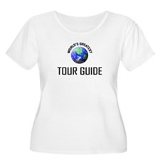 World's Greatest TOUR GUIDE T-Shirt