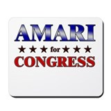 AMARI for congress Mousepad