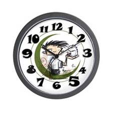 LAND OF SOKMUNSTER Wall Clock