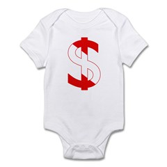 http://i1.cpcache.com/product/189302556/scuba_flag_dollar_sign_infant_bodysuit.jpg?color=CloudWhite&height=240&width=240