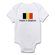 Made in Belgium Infant Bodysuit