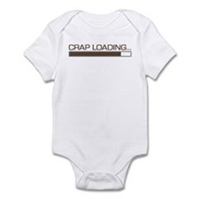 CRAP Infant Bodysuit
