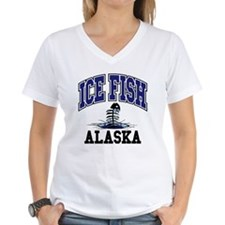 Ice Fish Alaska Shirt