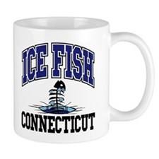 Ice Fish Connecticut Mug
