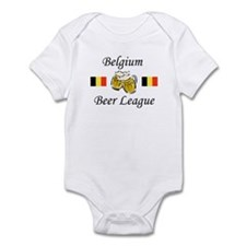 Belgium Beer League Infant Bodysuit