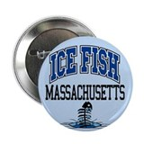 "Ice Fish Massachusetts 2.25"" Button (10 pack)"