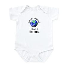 World's Greatest THEATRE DIRECTOR Infant Bodysuit