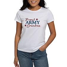 Army Grandma (collage) Tee