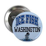 "Ice Fish Washington 2.25"" Button (10 pack)"