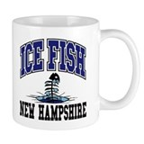 Ice Fish New Hampshire Mug