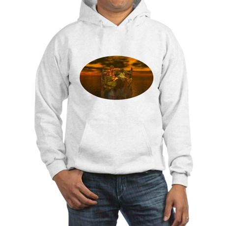 Golden Angel Hooded Sweatshirt